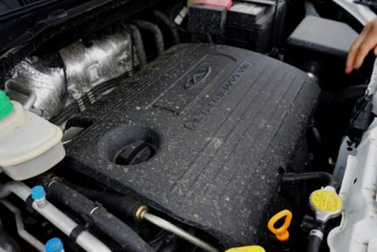 Двигатель Чери Тигго 3 2017.